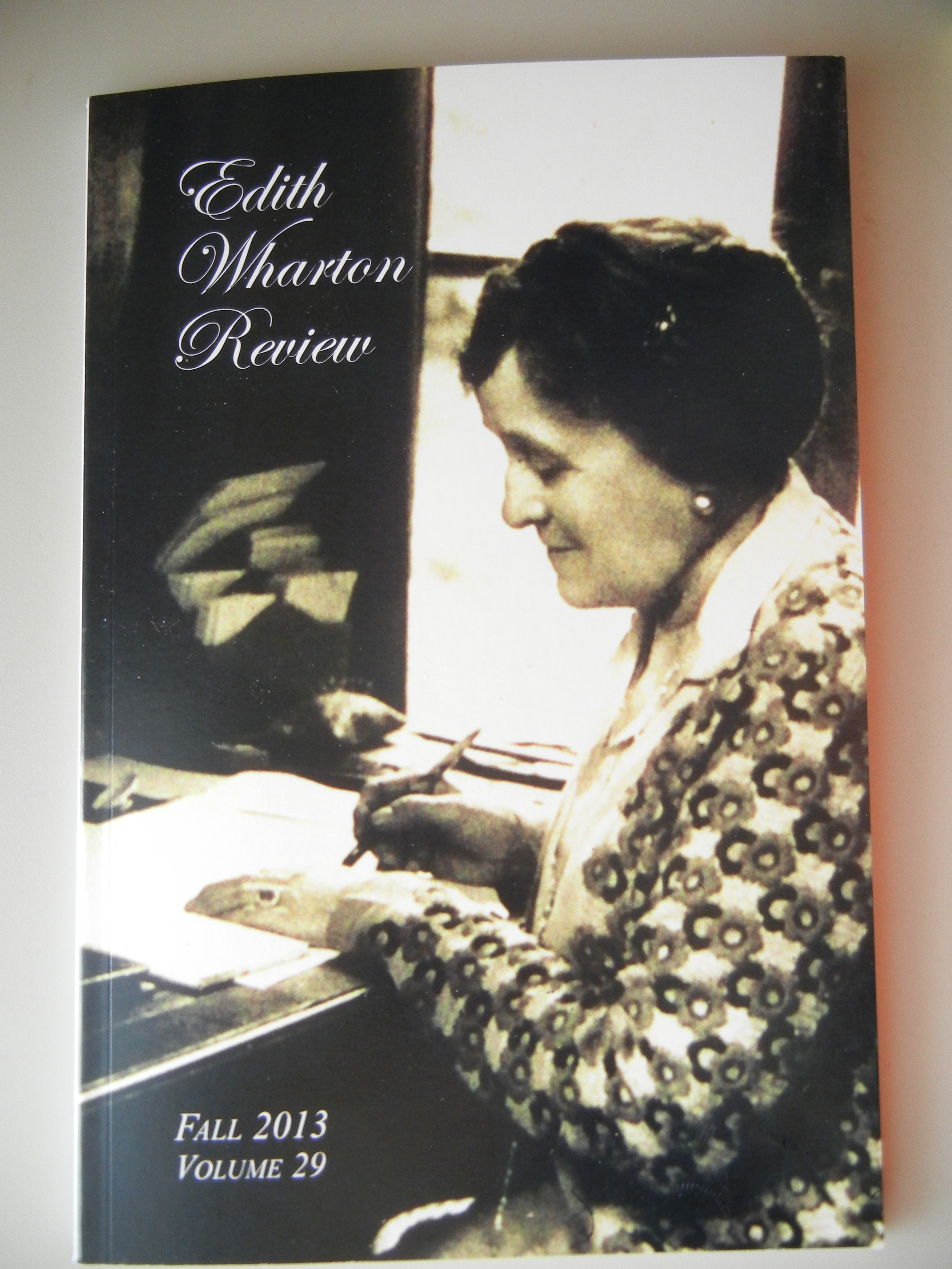ews news the edith wharton society edith wharton review volume 29 number 2 fall 2013